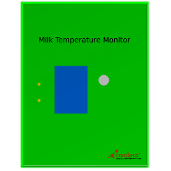 Milk Temperature Monitor